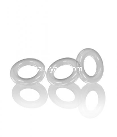 Oxballs Willy Cock Rings 3 Pack | Super Stretchy, Strong & Stackable | Buy for R145 - 3/9