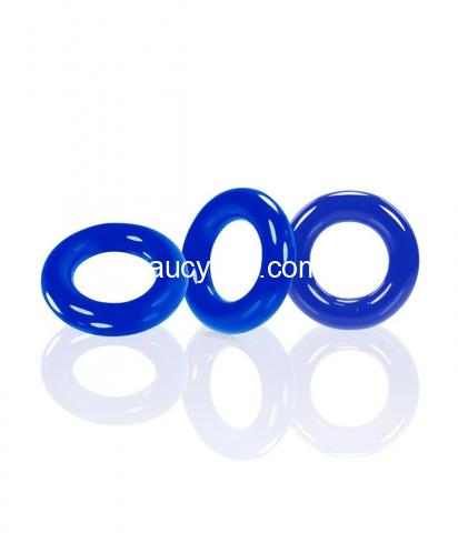 Oxballs Willy Cock Rings 3 Pack | Super Stretchy, Strong & Stackable | Buy for R145 - 7/9