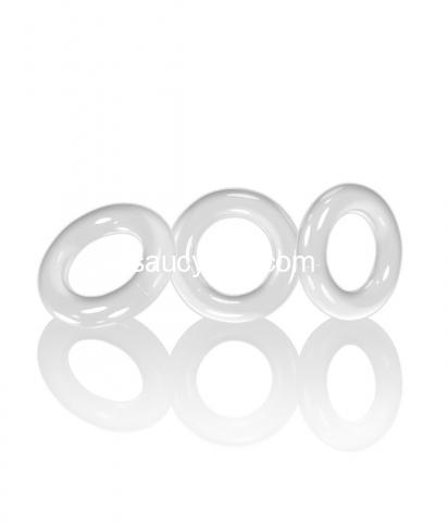 Oxballs Willy Cock Rings 3 Pack | Super Stretchy, Strong & Stackable | Buy for R145 - 9/9