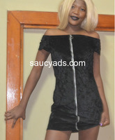 YOUNG SEXY SLENDER EBONY BABE LOOKING FOR MEN